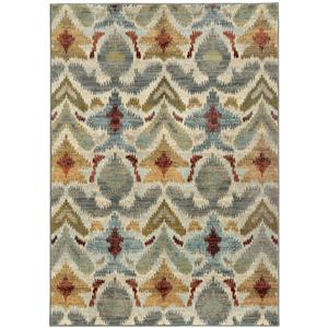 "Oriental Weavers Sedona 9'10"" X 12'10"" Rug"