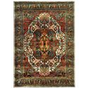 "Oriental Weavers Sedona 9'10"" X 12'10"" Rug - Item Number: S6382B300390ST"