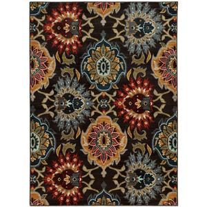"Oriental Weavers Sedona 7'10"" X 10'10"" Rug"