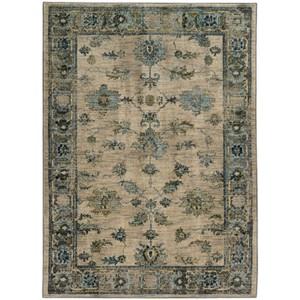 "Oriental Weavers Sedona 1'10"" X  3' 0"" Rectangle Area Rug"