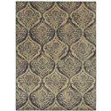 "Oriental Weavers Stratton 3' 3"" X  5' 5"" Rug - Item Number: S4960C100165ST"