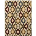 "Oriental Weavers Stratton 9'10"" X 12'10"" Rug - Item Number: S5880A300390ST"