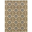 """Oriental Weavers Stratton 3' 3"""" X  5' 5"""" Rug - Item Number: S6015A100165ST"""