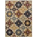 """Oriental Weavers Stratton 5' 3"""" X  7' 3"""" Rug - Item Number: S6017A160220ST"""