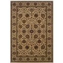 "Oriental Weavers Tybee 3' 2"" X  5' 5"" Rug - Item Number: T733I6096167ST"