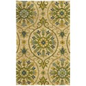"""Oriental Weavers Valencia 8' 0"""" X 10' 0"""" Rectangle Rug - Item Number: VAL577018X10"""