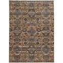 """Oriental Weavers Vintage 9'10"""" X 12'10"""" Rectangle Rug - Item Number: VIN4929Y910X1210"""