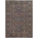 "Oriental Weavers Vintage 9'10"" X 12'10"" Rectangle Rug - Item Number: VIN534K910X1210"