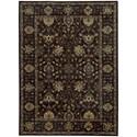 """Oriental Weavers Vintage 9'10"""" X 12'10"""" Rectangle Rug - Item Number: VIN534N910X1210"""