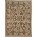 "Oriental Weavers Vintage 3'10"" X  5' 5"" Rectangle Rug - Item Number: VIN534W310X55"