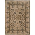 "Oriental Weavers Vintage 6' 7"" X  9' 6"" Rectangle Rug - Item Number: VIN534W67X96"