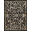 """Oriental Weavers Vintage 1'10"""" X  3' 3"""" Rectangle Rug - Item Number: VIN668N110X33"""