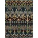 """Oriental Weavers Vintage 7'10"""" X 10'10"""" Rectangle Rug - Item Number: VIN8122N710X1010"""