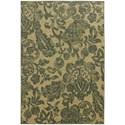 "Oriental Weavers Voyage 3'10"" X  5' 5"" Rectangle Rug - Item Number: VOY8120G310X55"