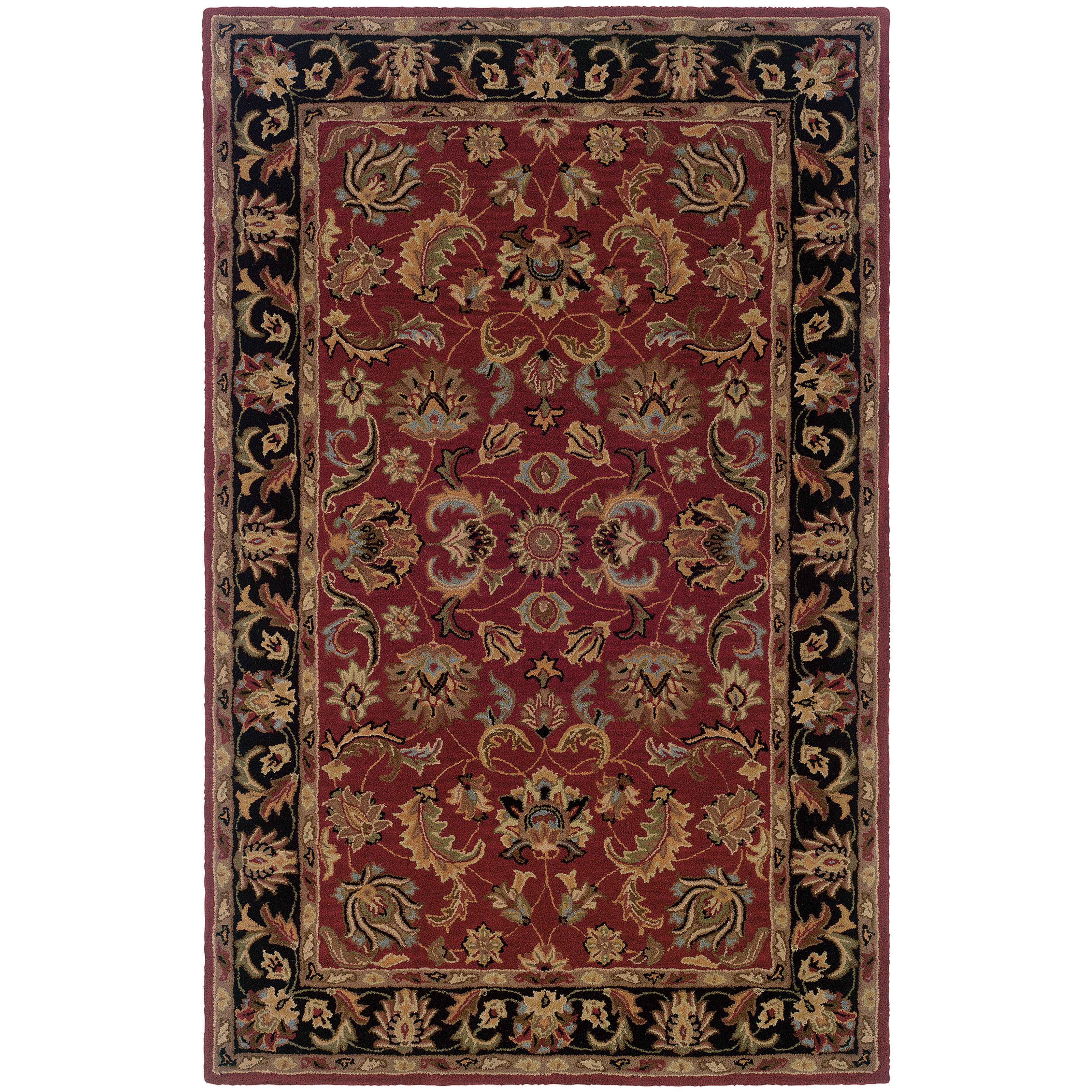 """Oriental Weavers Windsor 12' 0"""" X 15' 0"""" Rug - Item Number: W231023664575ST"""