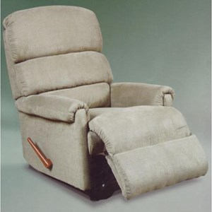 Chaise Swivel Rocker Recliner