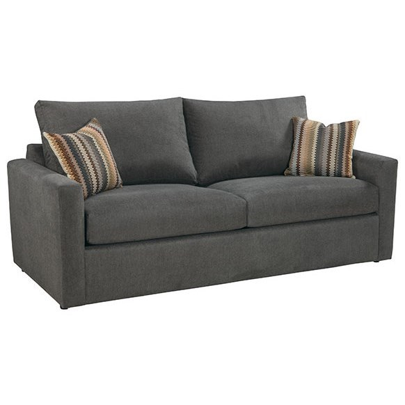 44 Frame Queen Sleeper Sofa by Overnight Sofa at Dream Home Interiors