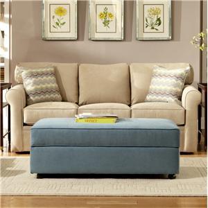 Overnight Sofa 48 Frame Full Sleeper
