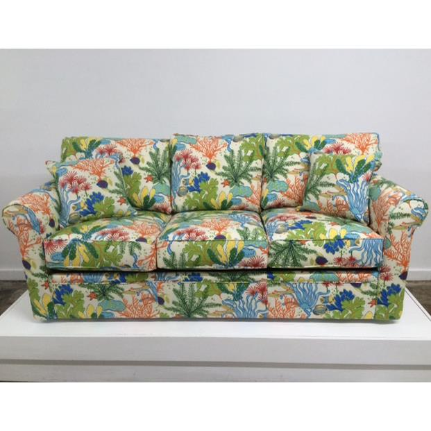 Overnight Sofa 48 Frame Queen Sleeper - Item Number: 4850-SplishSplash
