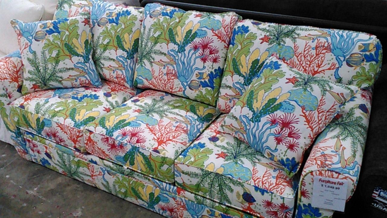 Overnight Sofa 4850 Queen Sleeper Sofa - Item Number: 4850