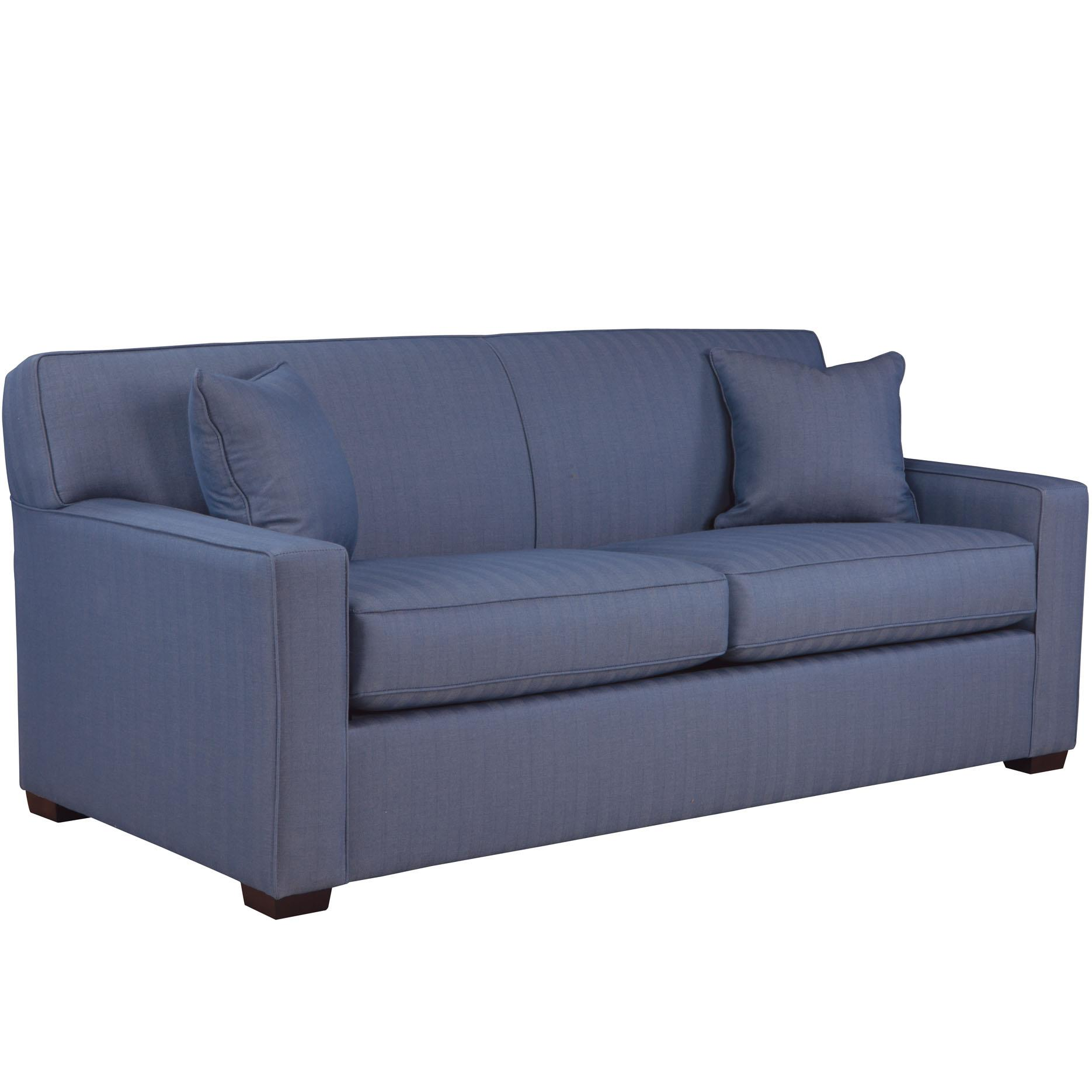 59 Frame Queen Sofa Sleeper by Overnight Sofa at Dream Home Interiors