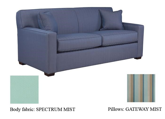 Warehouse M 59 Frame 5950 Queen Sofa Sleeper With Tight