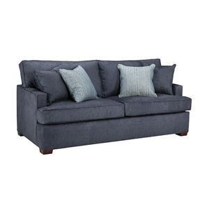 Overnight Sofa 7350 Queen Sleeper Sofa