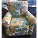 Overnight Sofa 8650 310 Accent Chair - Item Number: 310 accent chair