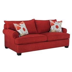 Overnight Sofa 8650 Queen Sleeper Sofa