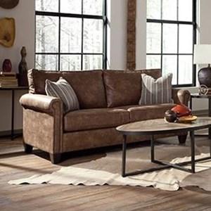 Overnight Sofa 88 Queen Sleeper Sofa