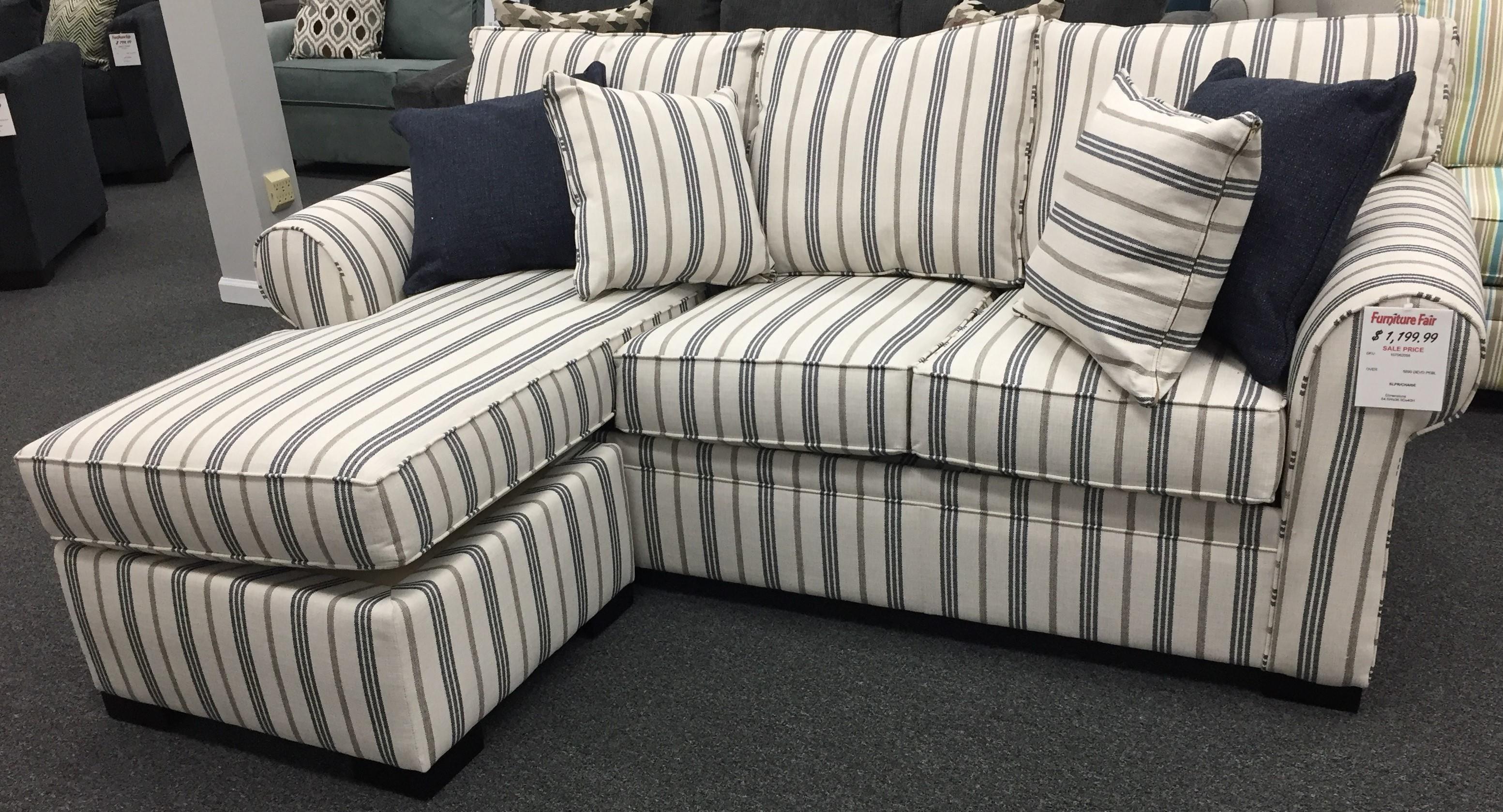 5960 Chaise Sleeper Sofa