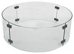 Large Round Glass Guard