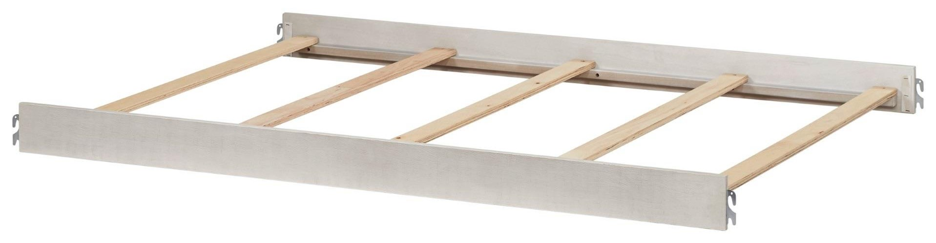 White Full Bed Conversion Kit