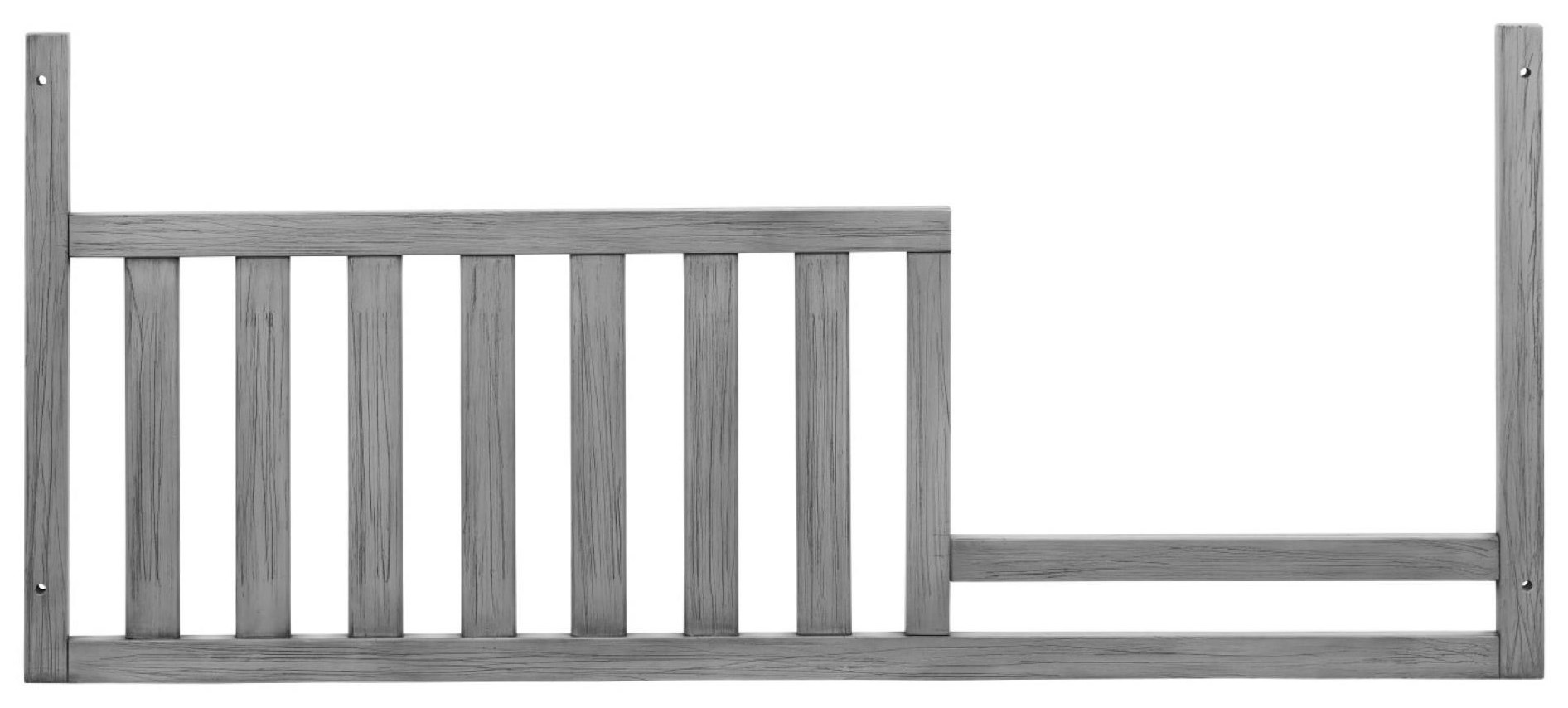 Gray Guard Rail