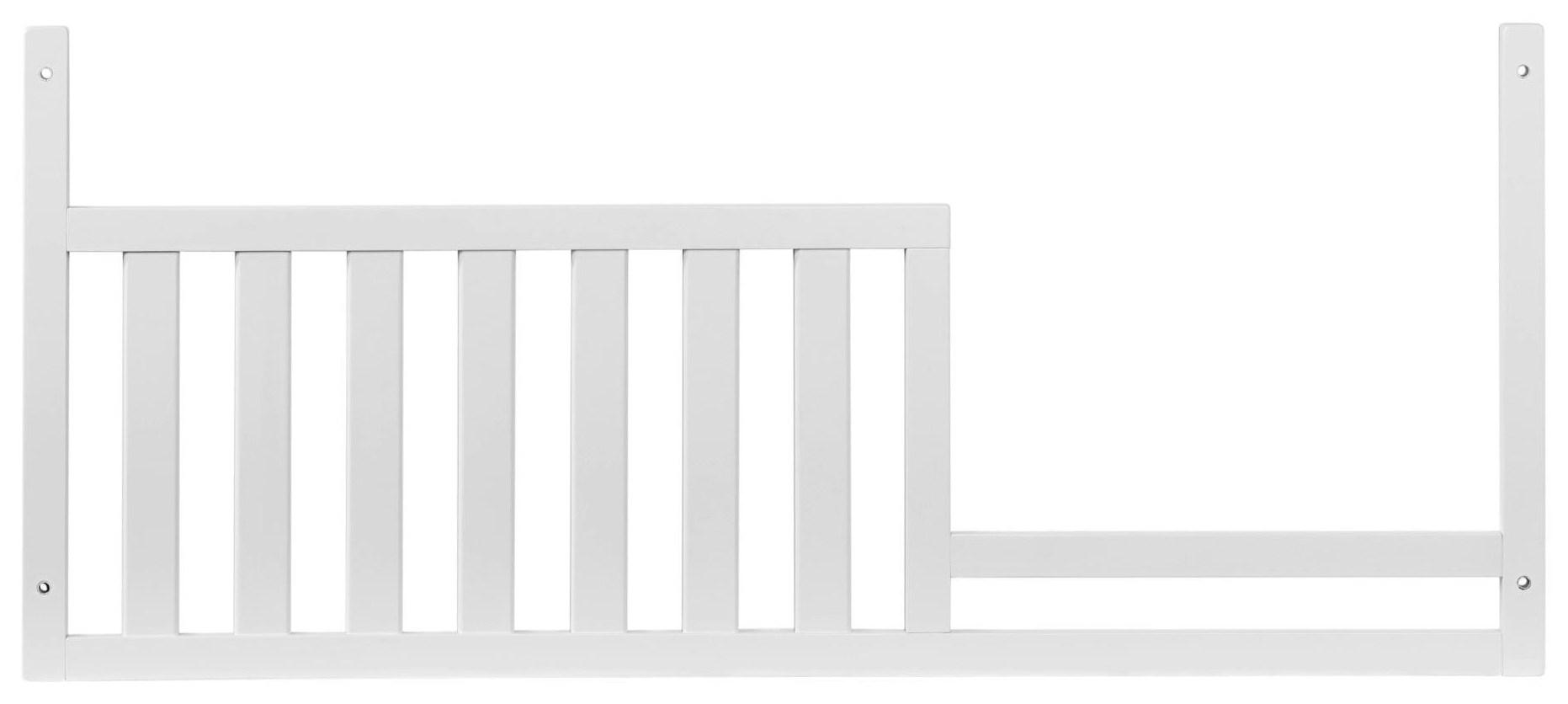 White Guard Rail