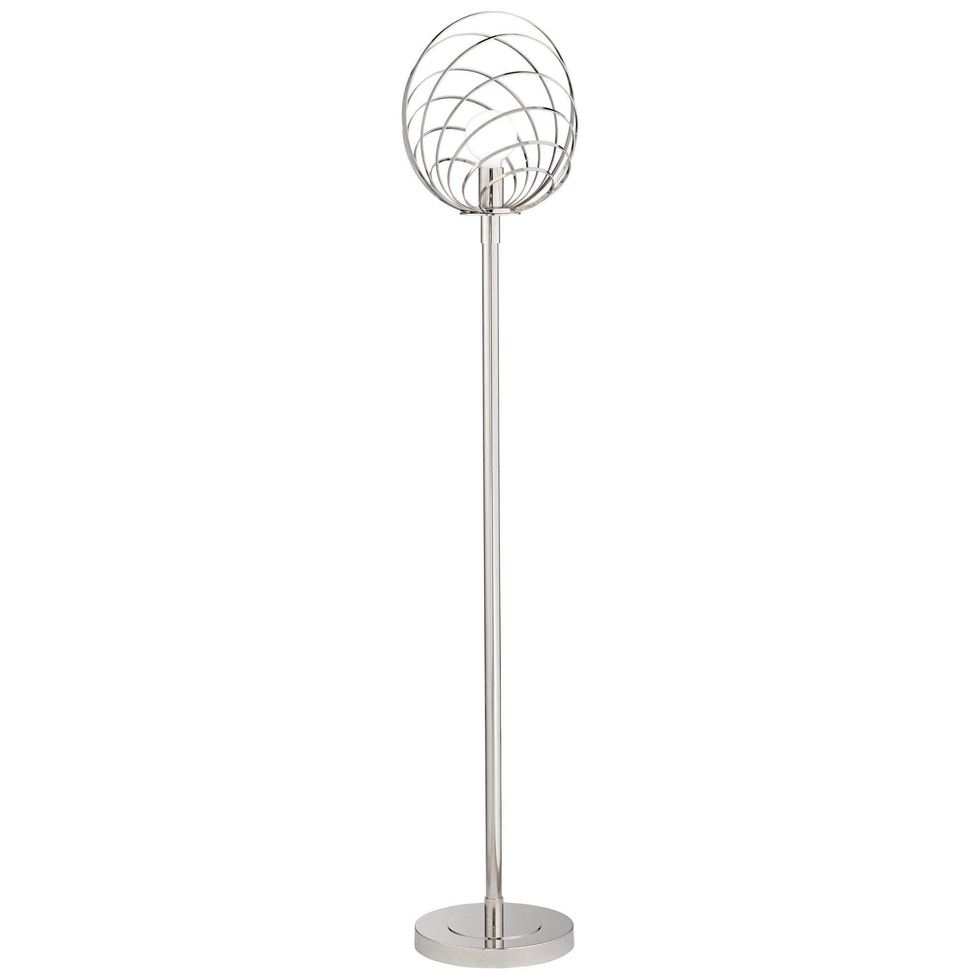 Circular Floor Lamp