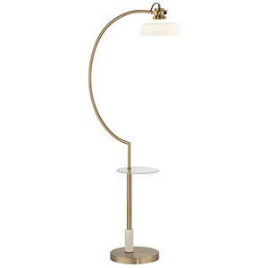 Pacific Coast Lighting Floor Lamps Pharmacy Downbridge Lamp