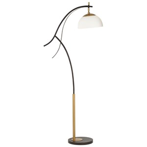 Pacific Coast Lighting Floor Lamps Elegant Chairside Floor Lamp