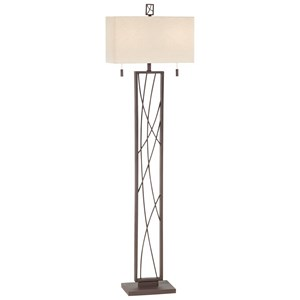 Pacific Coast Lighting Floor Lamps Crossroads Floor Lamp