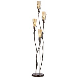 Pacific Coast Lighting Floor Lamps El Dorado Floor Uplight