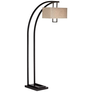 Pacific Coast Lighting Floor Lamps Aiden Place Arc Floor Lamp