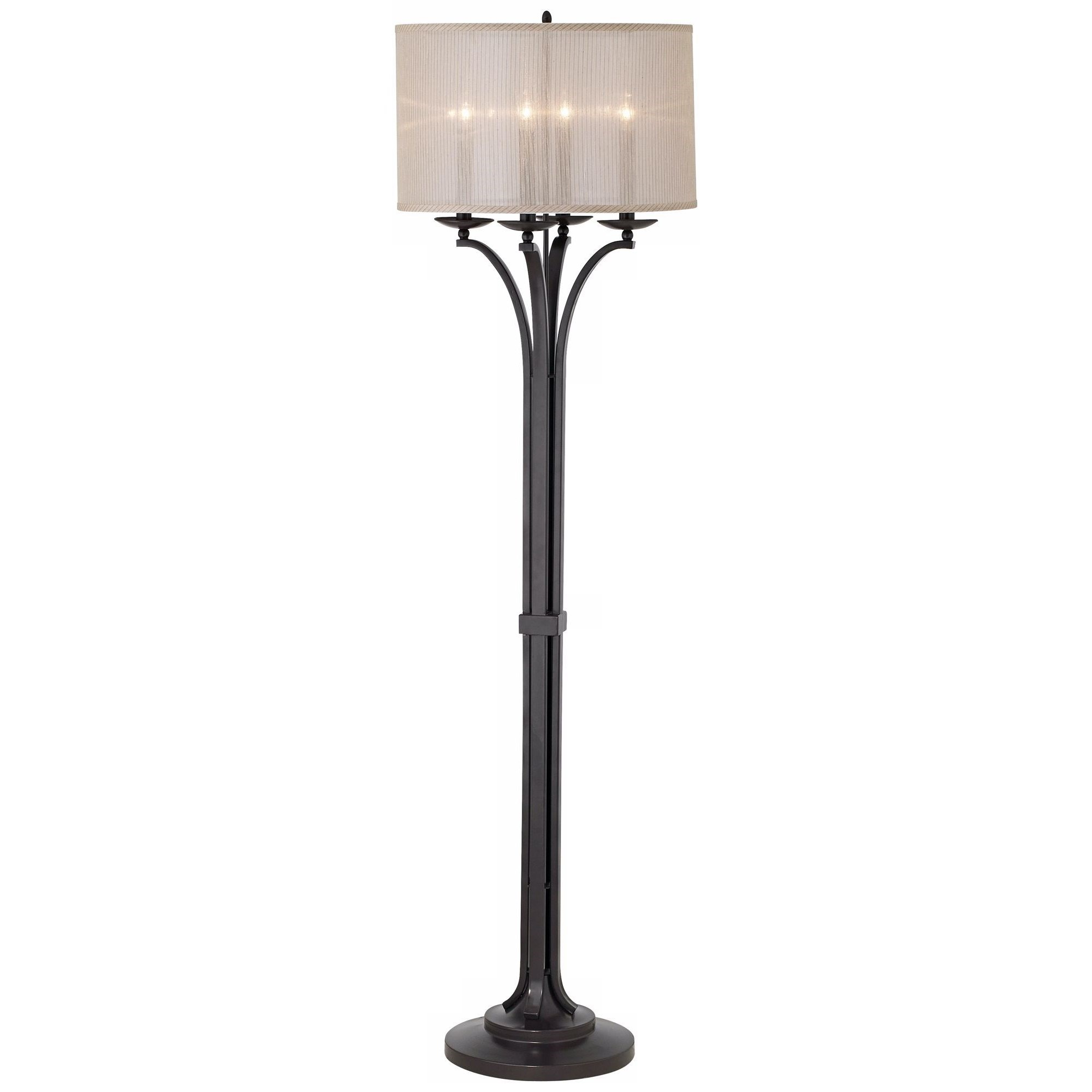 Kig Pennsylvania Country Floor Lamp
