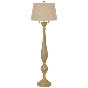 Pacific Coast Lighting Floor Lamps Kathy Ireland Grand Maison Floor Lamp