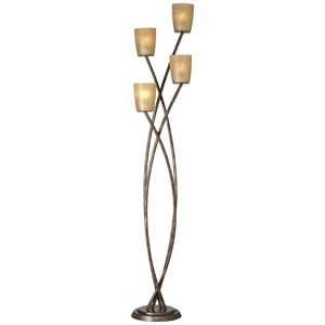 Pacific Coast Lighting Floor Lamps Kig Metro Plaza Floor Uplight