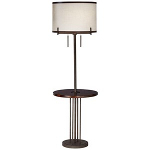 Pacific Coast Lighting Floor Lamps Soledad Floor Lamp W/Tray