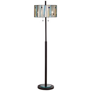 Pacific Coast Lighting Floor Lamps Kig Appalachian Spirit Floor Lamp