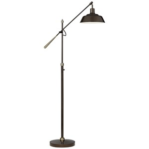 Pacific Coast Lighting Floor Lamps Spot On Adjustable Downbridge Floor Lamp