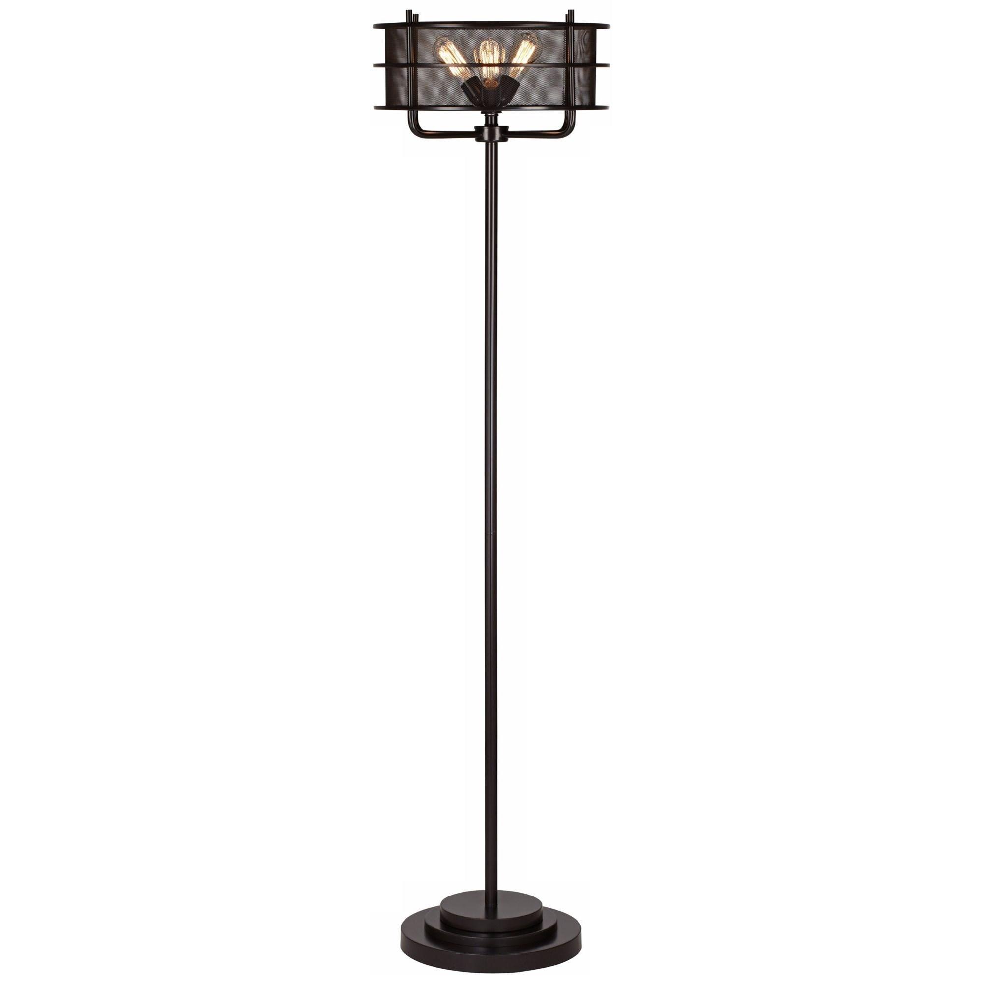 Ovation Industrial Floor Lamp