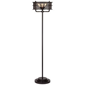 Pacific Coast Lighting Floor Lamps Ovation Industrial Floor Lamp