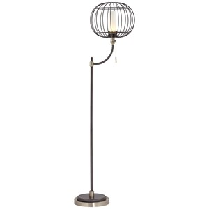 Pacific Coast Lighting Floor Lamps Wire Shade Floor Lamp